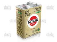 MITASU HYBRID MOLY-TRiMER SM 0W-20 4L