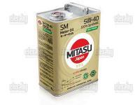 MITASU MOLY-TRiMER SM 5W-40 4L
